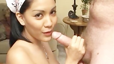 Hunny Bunny her first handjob ever part6