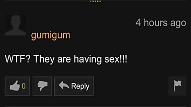 Funny pornhub comments part 4