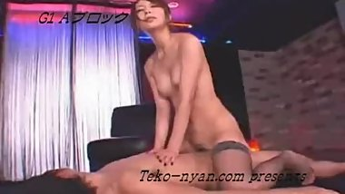 Japanese riding queen A
