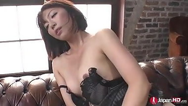 Cute skinny Japanese Teen