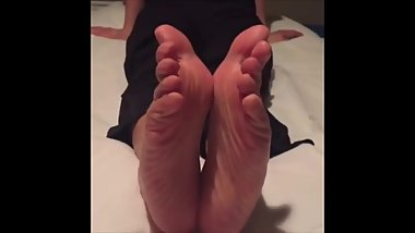 JAPANESE  WOMEN MATURE SOLES