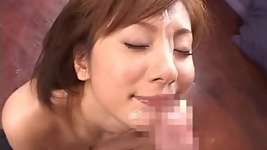 Yuma Asami young Japanese blowjob
