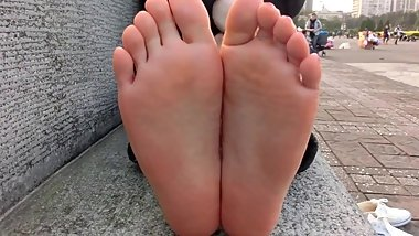 Japanese Girl's Size 23cm Soles