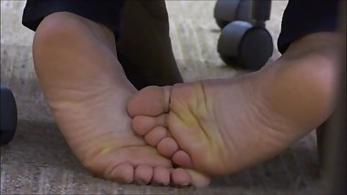 Japanese Sole Foot Fetish 4