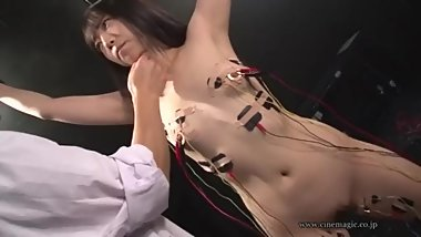 Electro torture Asian Girl Japanese