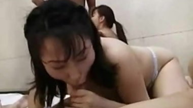 Japanese Cocksucking Competition
