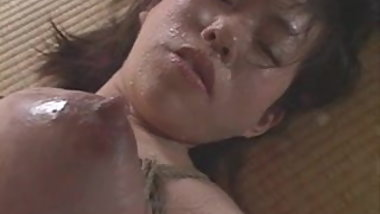 Bound And Milked All Over Her Face!!!!!!!