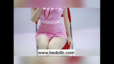 Sexy Nurse Real Sexdoll from Bedollz